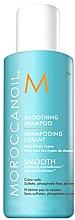 Düfte, Parfümerie und Kosmetik Glättendes, beruhigendes und farbschützendes Shampoo mit Arganöl - MoroccanOil Smoothing Shampoo (Mini)