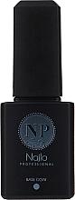 Düfte, Parfümerie und Kosmetik Gel Nagelunterlack - Najlo Professional Base Coat