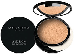 Düfte, Parfümerie und Kosmetik Puderfoundation - Mesauda Milano 2ND Skin Foundation