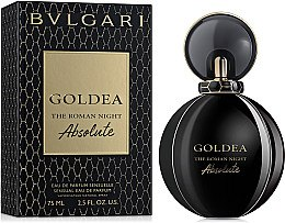 Düfte, Parfümerie und Kosmetik Bvlgari Goldea the Roman Night Absolute - Eau de Parfum