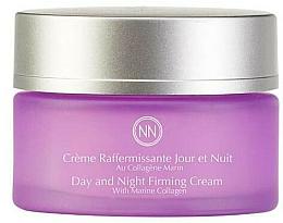 Düfte, Parfümerie und Kosmetik Festigende Tages- und Nachtcreme für das Gesicht mit Collagen und Sheabutter - Innossence Innolift Day And Night Firming Cream