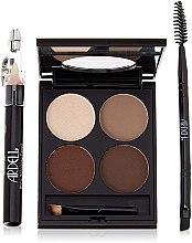 Make-up Set (Make-up Palette 4g + Wimpernbürste + Augenbrauenpinsel) - Ardell Brow Defining Kit — Bild N2