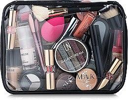 Düfte, Parfümerie und Kosmetik Kosmetiktasche Visible Bag (ohne Inhalt) - MakeUp B:25 x H:18 x T:8 cm