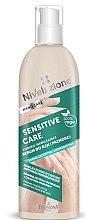 Düfte, Parfümerie und Kosmetik Feuchtigkeitsserum für Hände und Nägel - Farmona Nivelazione Sensitive Care Corneo-Moisturizing Serum For Hand And Nail