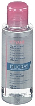 Düfte, Parfümerie und Kosmetik Feuchtigkeitsspendendes Mizellen-Reinigungswasser für normale bis trockene Haut - Ducray Ictyane Eau Micellaire Hydratante