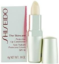 Düfte, Parfümerie und Kosmetik Schützendes Lippenbalsam SPF 10 - Shiseido The Skincare Protective Lip Conditioner SPF 10