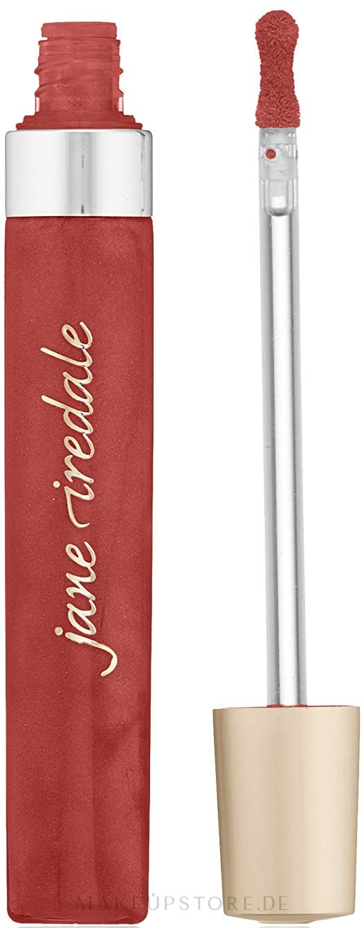 Lipgloss - Jane Iredale PureGloss Lip Gloss — Bild Crabapple