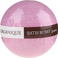 Düfte, Parfümerie und Kosmetik Badebombe mit Guava-Duft - Organique Bath Bomb Guava