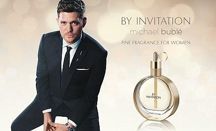 Michael Buble By Invitation - Eau de Parfum — Bild N4