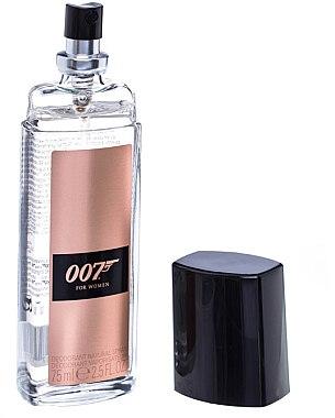 James Bond 007 For Women - Parfümiertes Körperspray — Bild N2