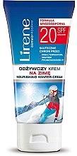 Düfte, Parfümerie und Kosmetik Winter-Gesichtsschutzcreme SPF 20 - Lirene Full protection Active Cream for Winter SPF 20