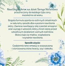 Feuchtigkeitsspendende Tagescreme - Soraya Naturalnie Day Cream — Bild N4