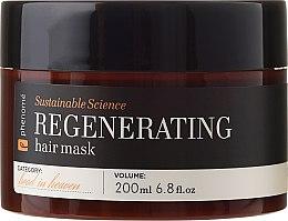 Regenerierende Haarmaske - Phenome Sustainable Science Regenerating Hair Mask — Bild N2