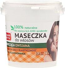 Düfte, Parfümerie und Kosmetik Regenerierende Hafermaske für das Haar - Fito Kosmetik
