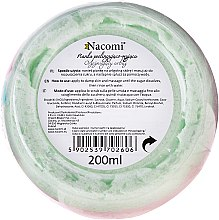 Körperpeeling Wassermelone - Nacomi Rainbow Scrub & Wash — Bild N2