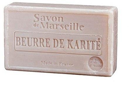 Naturseife mit Sheabutter - Le Chatelard 1802 Shea Butter Soap — Bild N1