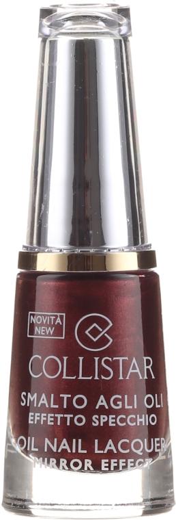 Nagellack - Collistar Oil Nail Lacquer Mirror Effect — Bild N1