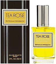 Düfte, Parfümerie und Kosmetik The Perfumer`s Workshop Ltd. Tea Rose - Eau de Toilette