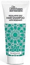 Düfte, Parfümerie und Kosmetik Shampoo mit Rosmarin für fettiges Haar - Hristina Cosmetics Dr. Derehsan Regullating Oily Shampoo