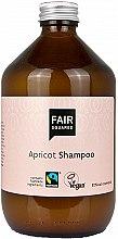 Düfte, Parfümerie und Kosmetik Shampoo mit Aprikosenkernöl - Fair Squared Apricot Shampoo