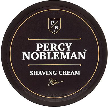 Rasiercreme - Percy Nobleman Shaving Cream — Bild N1
