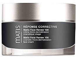 Düfte, Parfümerie und Kosmetik Zellerneuernde Gesichtscreme gegen feine Linien und Unregelmäßigkeiten - Matis Paris Reponse Corrective Face Renew 100