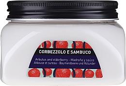 Multifunktionale Körper- und Gesichtscreme mit Erdbeerbaum und Holunder - Bio Happy Arbutus & Elderberry Face & Body Cream — Bild N2