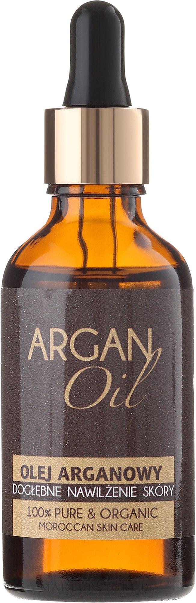 Arganöl für Gesicht, Körper und Haar - Efas Argan Oil — Bild 30 ml