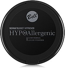 Hypoallergener schimmernder Bronzepuder für Gesicht und Körper - Bell HypoAllergenic Shimmering Loose Powder — Bild N2