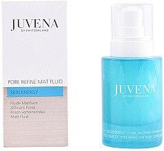 Düfte, Parfümerie und Kosmetik Mattierendes und porenverfeinerndes Gesichtsfluid - Juvena Skin Energy Pore Refine Mat Fluid