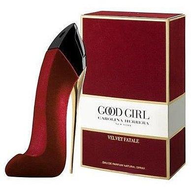 Carolina Herrera Good Girl Velvet Fatale - Eau de Parfum — Bild N1