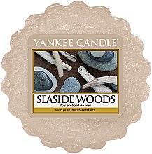 Düfte, Parfümerie und Kosmetik Tart-Duftwachs Seaside Woods - Yankee Candle Seaside Woods Tarts Wax Melts