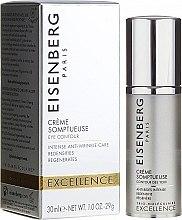 Düfte, Parfümerie und Kosmetik Regenerierende Augenkonturcreme - Jose Eisenberg Excellence Creme Somptueuse