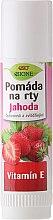 """Düfte, Parfümerie und Kosmetik Lippenbalsam """"Erdbeere"""" - Bione Cosmetics Vitamin E"""