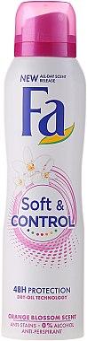 Deospray Antitranspirant - Fa NutriSkin Maximum Protect Deodorant — Bild N1