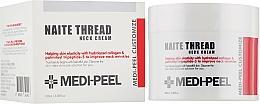 Düfte, Parfümerie und Kosmetik Anti-Falten Hals- und Dekolleté-Creme mit Kollagen - Medi Peel Naite Thread Neck Cream