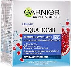 Düfte, Parfümerie und Kosmetik Gesichtscreme-Gel - Garnier Aqua Bomb Night Cream