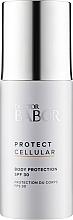 Düfte, Parfümerie und Kosmetik Intensiv feuchtigkeitsspendende Sonnenschutzlotion für den Körper SPF 30 - Doctor Babor Protect Cellular Body Protection SPF 30