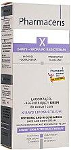 Beruhigende und regenerierende Gesichts- und Körpercreme - Pharmaceris X XRay-Liposubtilium Sooting and Regenerating Cream For Face and Body — Bild N3