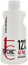 Düfte, Parfümerie und Kosmetik Entwicklerlotion 12% - Goldwell Topchic Developer Lotion