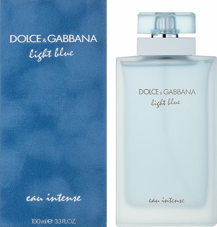 Dolce & Gabbana Light Blue Eau Intense - Eau de Parfum — Bild N2