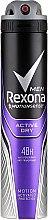 Düfte, Parfümerie und Kosmetik Deospray Antitranspirant - Rexona Deodorant Spray Men Active Dry