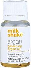 Düfte, Parfümerie und Kosmetik Arganöl für alle Haartypen - Milk_Shake Argan Glistening Argan Oil