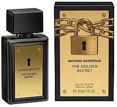 Düfte, Parfümerie und Kosmetik Antonio Banderas The Golden Secret - Eau de Toilette