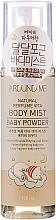 Düfte, Parfümerie und Kosmetik Feuchtigkeitsspendender Körpernebel - Welcos Around Me Natural Perfume Vita Body Mist Baby Powder