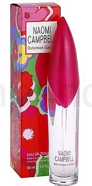 Naomi Campbell Bohemian Garden - Eau de Toilette — Bild N1