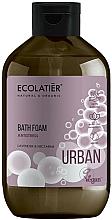 Düfte, Parfümerie und Kosmetik Anti-Stress Badeschaum mit Lavendel und Nektarine - Ecolatier Urban Bath Foam