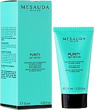 Detox Gesichtsmaske mit grünem Lehm - Mesauda Milano Skin Care Purity Get Detox — Bild N1