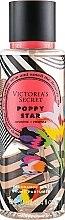 Düfte, Parfümerie und Kosmetik Parfümiertes Körperspray - Victoria's Secret Poppy Star Fragrance Mist