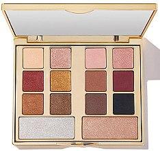 Düfte, Parfümerie und Kosmetik Gesichts- und Lidschattenpalette - Milani Gilded Desires Eyeshadow & Face Palette